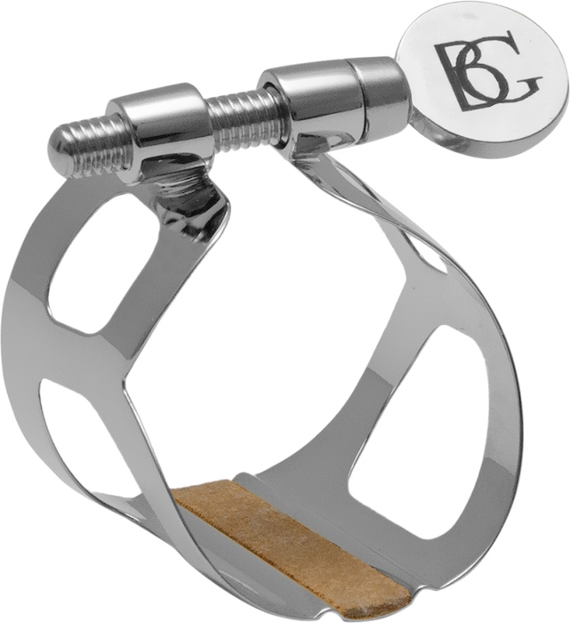 BG L80 Tradition Silver-Plated Eb Clarinet Ligature